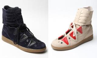 "Bernhard Willhelm For Oki-Ni | ""Rambaramb"" Boots"