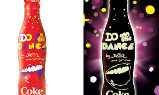 Club Coke 2009 x Justice x So_ME | Glow-In-The-Dark Bottle