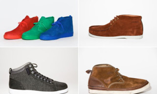 Compass Show Fall 2009 Sneaker Preview | Alife, Clae, Pointer & More