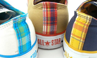 "Converse All Star M-IN Ox ""Plaid"""