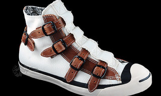 """Converse x Ozzy Osbourne """"Straight Jacket"""" Jack Purcell High"""