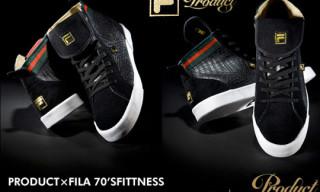 Fila x Product 70's Fitness