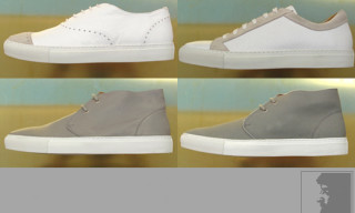 The Generic Man Spring/Summer 2009 Footwear