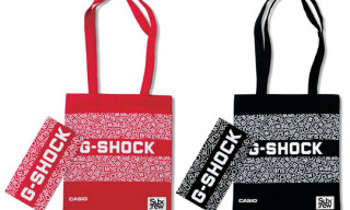 G-Shock x Subcrew Tote Bags