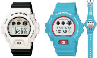 G-Shock Collaborations: DQM & LRG
