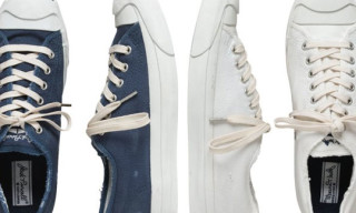 Converse Jack Purcell For J.Crew