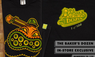 "Johnny Cupcakes ""The Bakers Dozen"" Limited Edition T-Shirt"