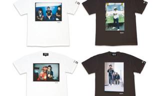 Kiks TYO x Ricky Powell T-Shirts