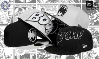 "New Era x DC Comics ""Batman Black/White"" Collection"