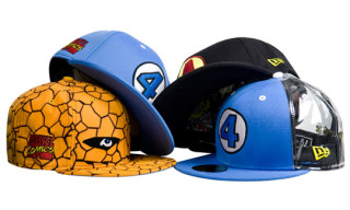"New Era ""Fantastic 4"" 59Fifty Pack"