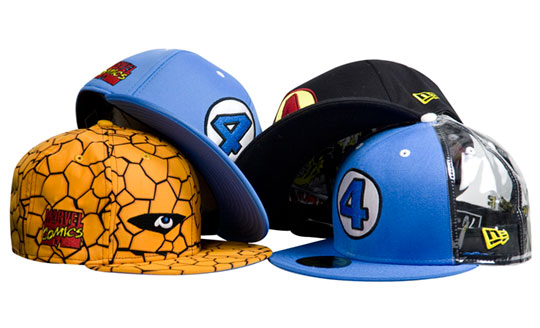 New Era Quot Fantastic 4 Quot 59fifty Pack Highsnobiety
