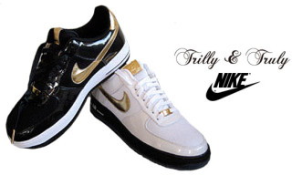 Trilly & Truly x Nike Air Force 1 Pack