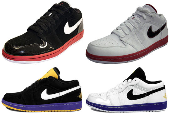 09b6e56b10b0 ... nike air jordan 1 phat low laker ...