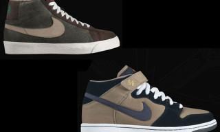Nike SB Custom Series 3 | Daryl Angel, Clark Hassler, Justin Brock, Grant Taylor
