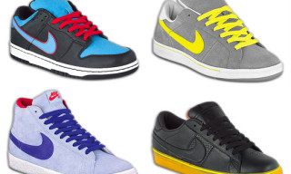 Nike SB March 2009 Releases