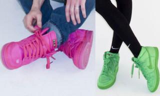 Nike Sportswear x Nylon Magazine Dunk Hi Pack