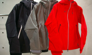Original Fake Spring/Summer 2009 Collection | Gore-Tex Paclite Jacket & More
