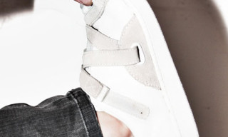 Raf By Raf Simons Spring/Summer 2009 Velcro Strap Sneakers