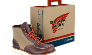 Red Wing x Concepts  875 Boots
