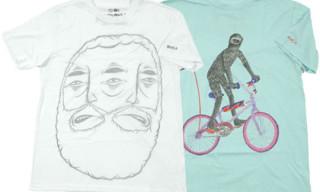 RVCA Artist Network Program Spring 2009 T-Shirts