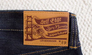 Self Edge x Dry Bones x Superfuture Denim