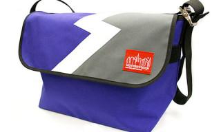 Silas x Manhattan Portage Messenger Bag
