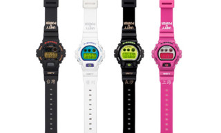 Subcrew x G-Shock Watch Collection
