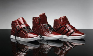 Supra NS Spring 2009 Burgundy Pack