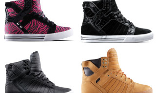 Supra Spring 2009 Skytop | The Complete Line-Up