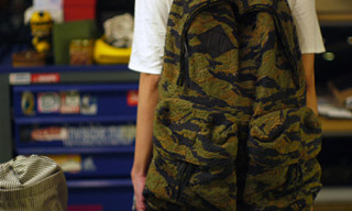 Undercover Spring/Summer 2009 Camouflage Backpack
