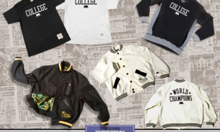 "UNDR-CRWN x Asher Roth ""College"" Collection"