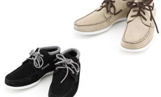 Vulture Deck Mid Cut Shoes