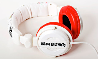 WeSC x The Bloody Beetroots Headphones