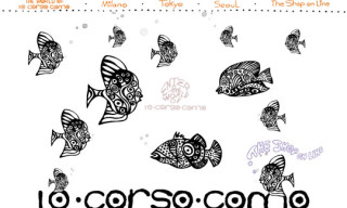 10 Corso Como Website Relaunched & Online Store Announced