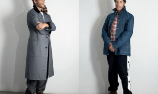 Adam Kimmel Fall/Winter 2009 Lookbook Featuring A-Ron Bondaroff & More