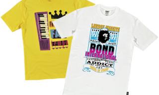 Addict Spring 2009 Store Collaborations | Bond International, 24 Kilates