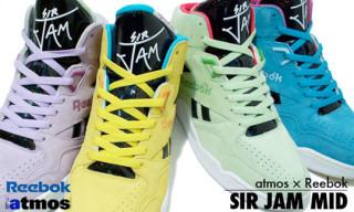 Atmos x Reebok Sir Jam Mid Pack
