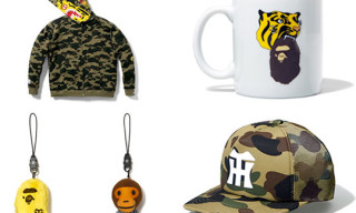 Bape x Hanshin Tigers Collaboration Items | A Detailed Look