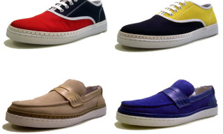 BePositive Spring/Summer 2009 Sneakers | Francesina, College Slip-On, Chukka