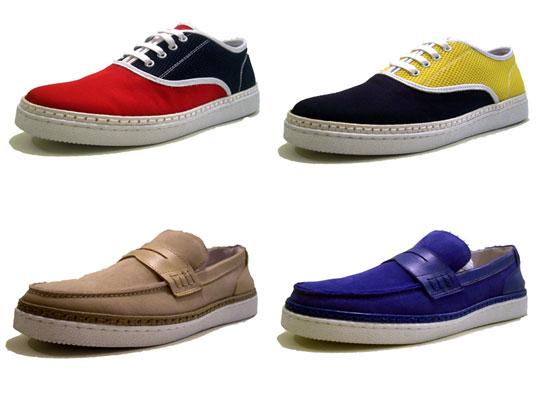 BePositive Spring/Summer 2009 Sneakers
