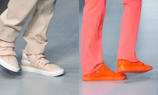Calvin Klein Collection Spring/Summer 2009 Sneakers