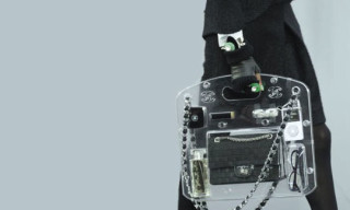 Chanel Perspex Briefcase