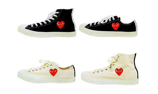 fdea4898bc6b9b Comme Des Garcons PLAY Sneakers Highsnobiety 85%OFF - s132716079 ...