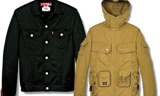 Comme Des Garcons EYE Spring/Summer 2009 Collaborations | Porter, Dickies, Levi's