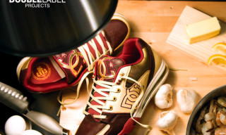 DC Shoes x Sneaker Bistro Double Label Project