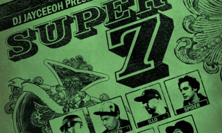 DJ Jayceeoh Super 7 Mixtape – Volume 2