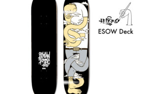 FTC x ESOW | Skateboard Deck & T-Shirt