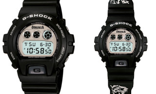 G-Shock x Godzilla DW-6900 Watch