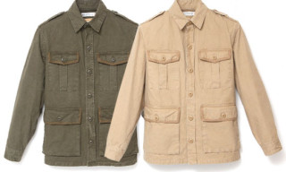 Head Porter Plus Spring/Summer 2009 Safari Jacket