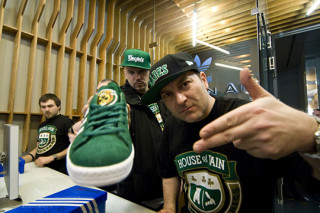 Adidas X House Of Pain X Concepts Launch